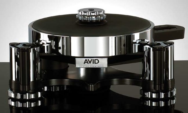 Avid Acutus Reference Turntable