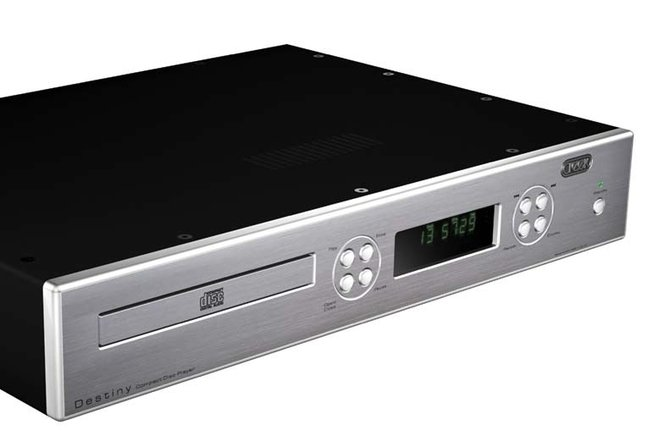 Creek Destiny CD Player and Integrated Amplifier