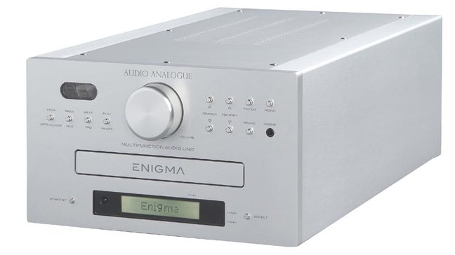 Audio Analogue Enigma CD-Receiver