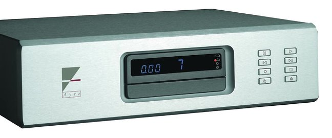 Ayre Acoustics CX-7e CD Player and AX-7e Integrated Amplifier