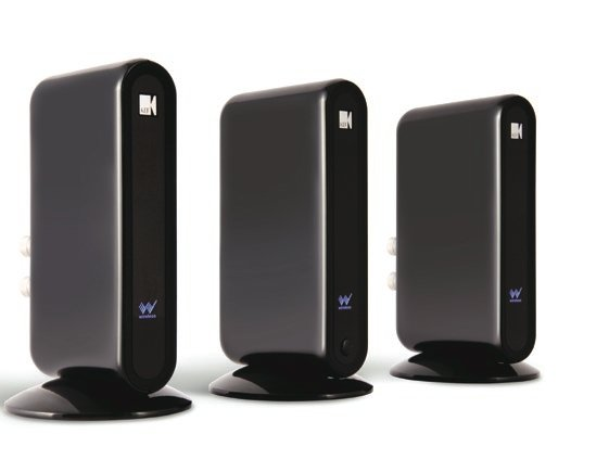 KEF Universal Wireless Speaker System