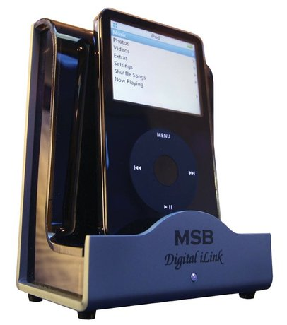 MSB iLink Wireless iPod Docking Station