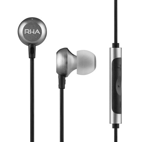 RHA MA650 earphones