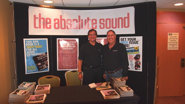 Rocky Mountain Audio Fest 2013: Part 1