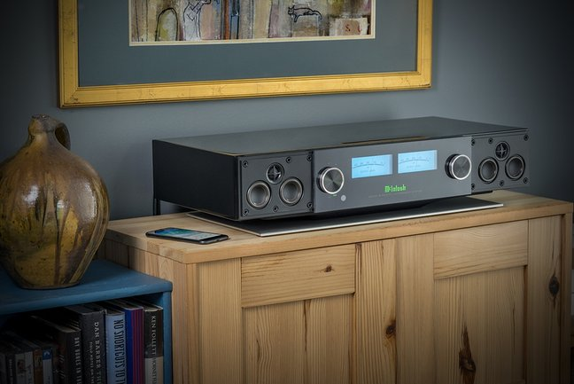 McIntosh Announces RS200 Wireless Loudspeaker System