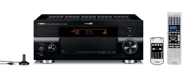 TESTED: Yamaha RX-V3900 A/V receiver