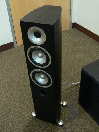 First Look: Acoustic Energy Radiance-series Speakers with DXT Lens