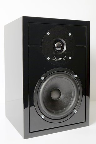 Russell K Red 50 standmount loudspeakers