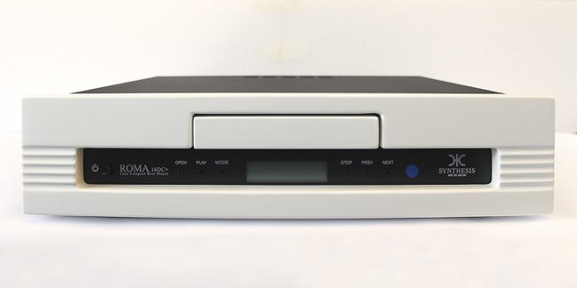 Synthesis ROMA 14DC+ CD player