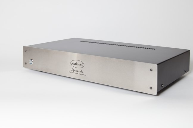 Rothwell Signature One phono stage