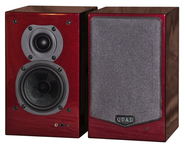 Quad 9L Active Desktop Loudspeaker (Playback 30)