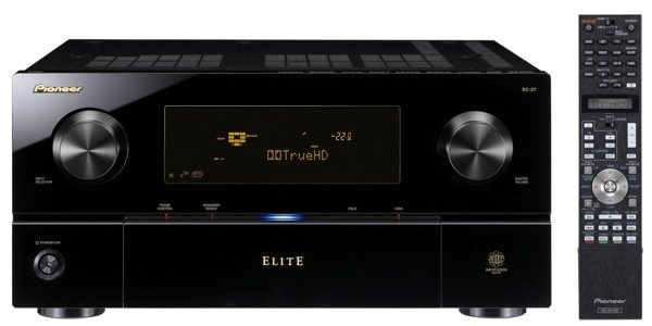 PLAYBACK 24: Pioneer Elite SC-27 THX Ultra2 Plus-Certified A/V Receiver