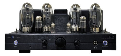 Cary Audio Introduces the SLI-100 Vacuum Tube Integrated Amplifier