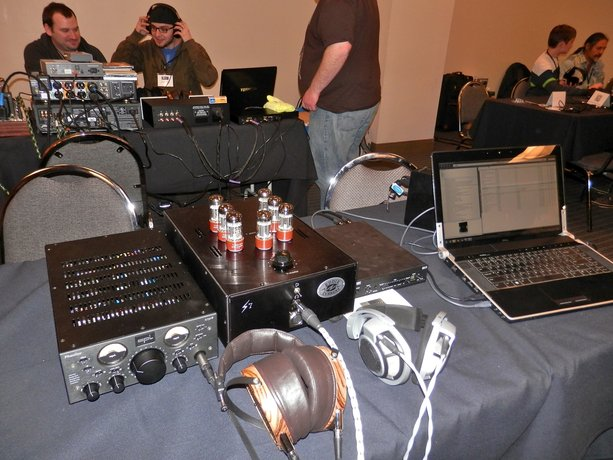 Hi-Fi+ Visits the Austin Head-Fi Meet