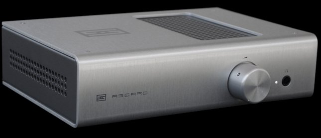 Asgard & Valhalla Headphone Amps from Sumo/Theta Veterans