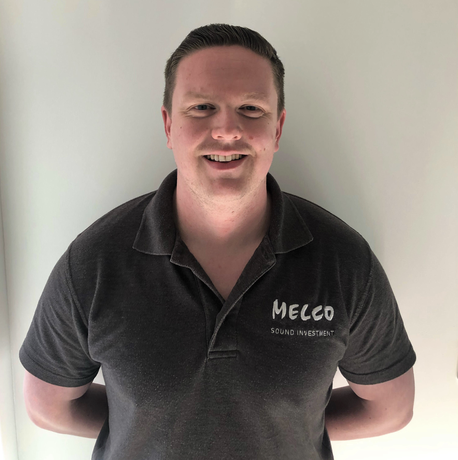 Under new management: Melco's new General Manager Dan Raggett takes the top job in the UK