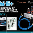 The Hi-Fi+ Directory of High-End Audio Manufacturers, 2019