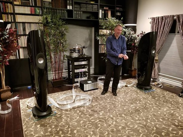 Nordost at Rocky Mountain Audio Fest 2018