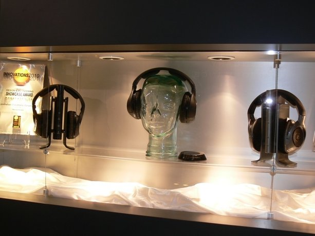 CES: A Trio of Wireless Headphones from Sennheiser