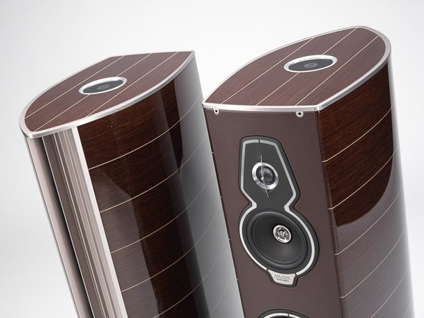 Audio Research, Sonusfaber, Transparent cable system