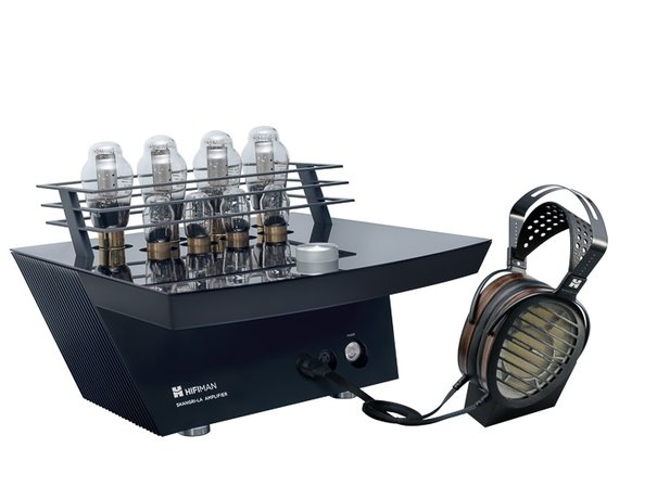 HiFiMAN Shangri-La electrostatic headphone system