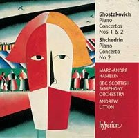 Must-Have Piano Concertos in SACD