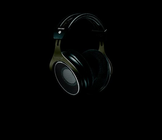Shure SRH1840 Headphone (Playback 62)