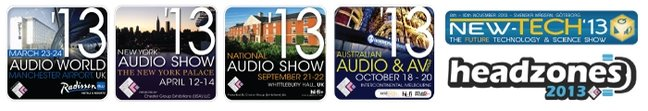 High Performance Audio to be Showcased at New York Audio Show in April