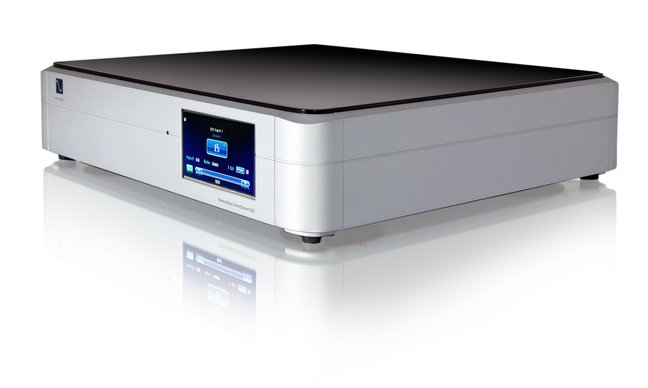 PS Audio PerfectWave disc transport/DirectStream DAC (with Pikes Peak OS)