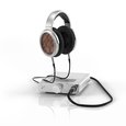 Warwick Acoustics' Model One electrostatic headphone