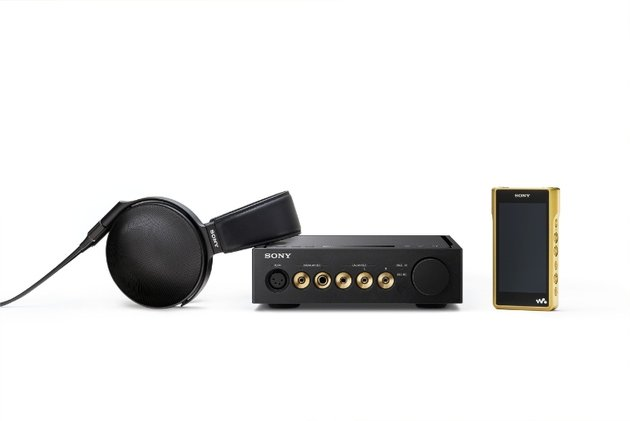 Sony's New Signature Series Components