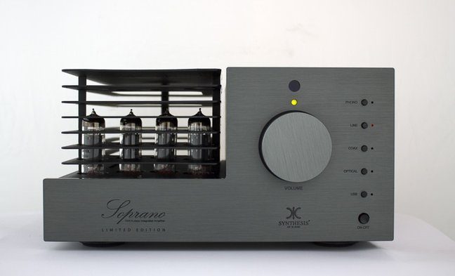 Synthesis Soprano LE integrated amplifier