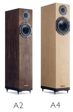 Introducing the New Spendor A2 and A4 Loudspeakers