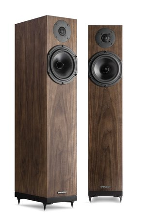 Spendor A4 floorstanding loudspeakers