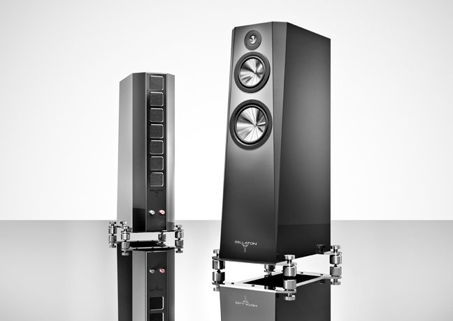 Preview: The Zellaton Stage Loudspeakers