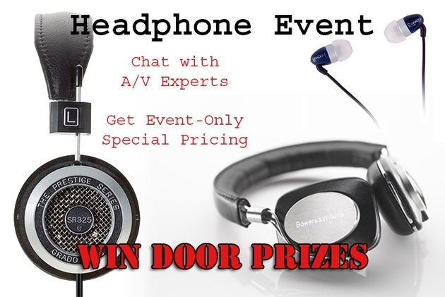Stereo Exchange Headphone Event This Thursday