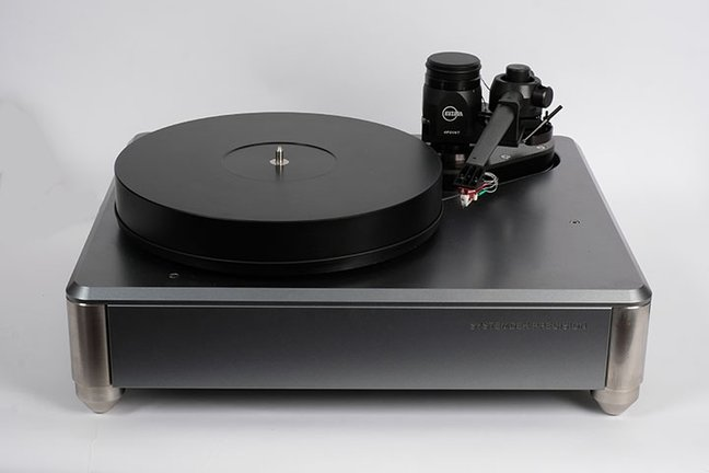 Systemdek 3D precision turntable