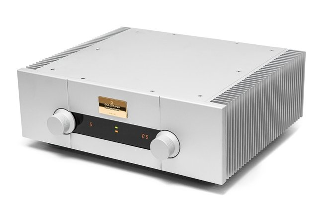 Goldmund Telos 590 integrated amplifier/digital audio hub