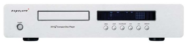 Exposure 3010S CD Player and 3010S Integrated Amplifier