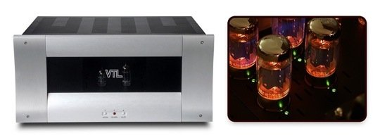 TAS 196: VTL MB-450 Series II Signature monoblock amplifier & TL6.5 Signature preamplifier