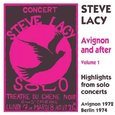 Steve Lacy: The Sun and Avignon and After