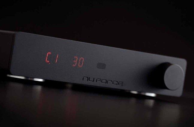 Entry-Level Integrated Amplifier of The Year: NuForce DDA-100