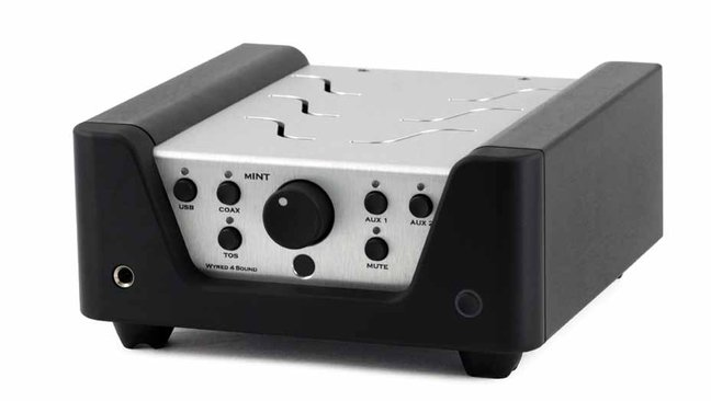 Wyred4Sound mINT (Mini-Integrated Amplifier)