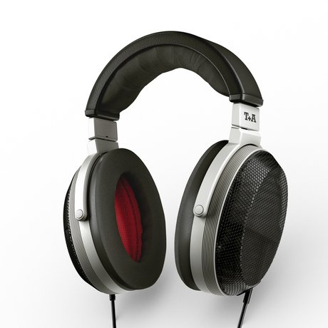 T+A Solitaire P headphones/HA 200 headphone amplifier