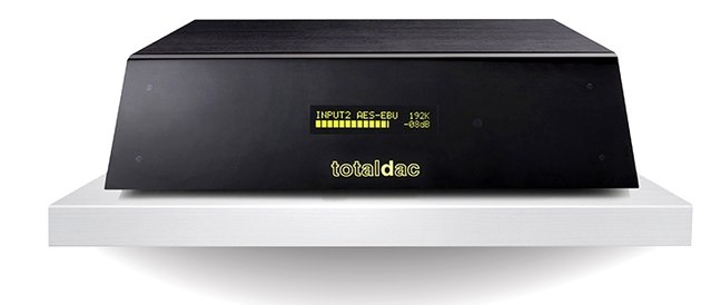 Totaldac d1-core digital converter/streamer