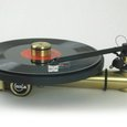 Kuzma Stabi S Turntable and Stogi S Tonearm
