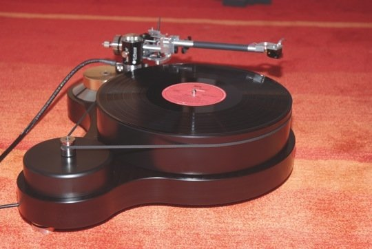 TESTED: TW Acustic Raven One turntable