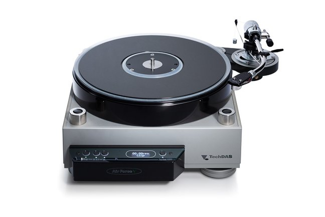 TechDAS AirForce V turntable
