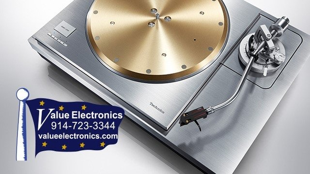 Technics at NY Audio Show