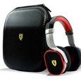 The Scuderia Ferrari Collections Adds Noise-Cancelling Headphones (Hi-Fi+)